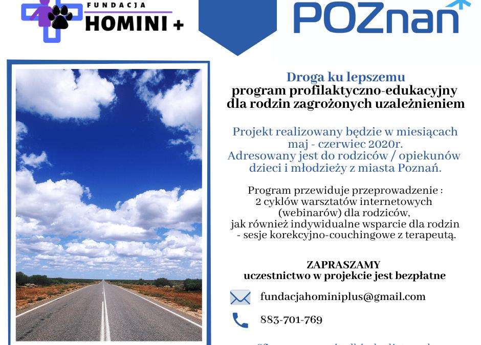 Droga ku lepszemu – Poznań